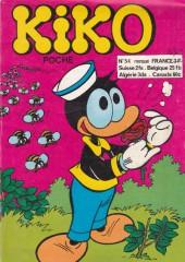 Kiko -54- Kiko ramasse les bûches