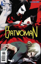 Batwoman (2011) -34- Night of the Hunter