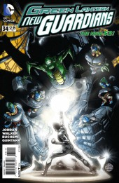 Green Lantern: New Guardians (DC Comics - 2011) -34- Sacrifices