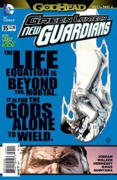 Green Lantern: New Guardians (DC Comics - 2011) -35- Godhead, Act I, Part IV: Trust