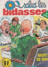 Salut les bidasses -96- Mort de rire