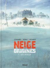 Neige Origines -1- Les Douze
