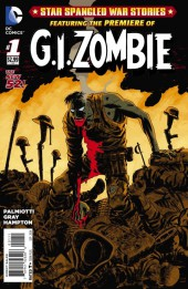 Star Spangled War Stories (2014) -1- G.I Zombie