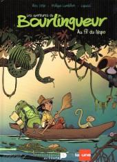 Les aventures du Bourlingueur -1- Au fil du Napo