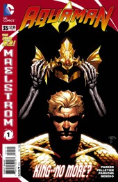 Aquaman (2011) -35- Maelstrom, Part 1: Afterlife