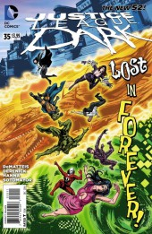 Justice League Dark (2011) -35- The Amber of the Moment, Part One