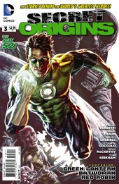 Secret Origins (2014) -3- Green Lantern
