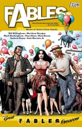 Fables (2002) -INT13- The Great Fables Crossover