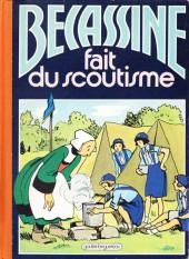 Bécassine -17d1982- Bécassine fait du scoutisme