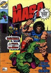 La masa (¡el increíble Hulk! - Bruguera) -4- ¡Bajo el hacha del Cíclope!
