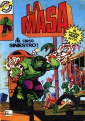 La masa (¡el increíble Hulk! - Bruguera) -6- ¡El circo siniestro!