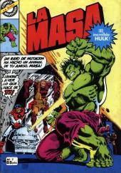La masa (¡el increíble Hulk! - Bruguera) -7- (sans titre)
