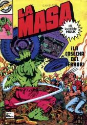 La masa (¡el increíble Hulk! - Bruguera) -9- ¡La cosecha del terror!
