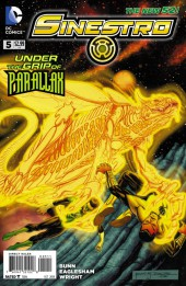 Sinestro (2014) -5- The Demon Within
