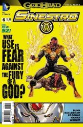 Sinestro (2014) -6- Godhead, Act I, Part VI: Sacrifice