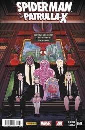 Lobezno y la Patrulla-X -39- Spiderman y La Patrulla-X. Capítulo 6