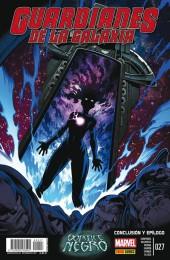 Guardianes de la galaxia (2013) -27- El Vórtice Negro. Conclusión y Epílogo