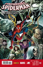 Asombroso Spiderman -106- Espiral. Parte 1