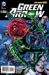 Green Arrow (2011) -35- Kingdom, Chapter One: Foundation