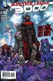 Justice League 3000 (2014) -10- The Camelot War