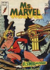 Ms. Marvel (Vol. 1) -9- ¡La sombra del cañón!