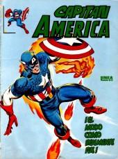 Capitán América (Vol. 1 - Surco) -2- ¡El modo como realmente fue!