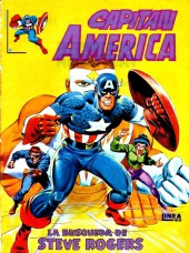 Capitán América (Vol. 1 - Surco) -3- La búsqueda de Steve Rogers