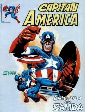 Capitán América (Vol. 1 - Surco) -5- Callejón sin salida