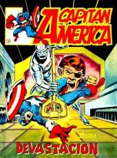 Capitán América (Vol. 1 - Surco) -7- Devastación