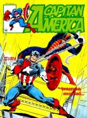 Capitán América (Vol. 1 - Surco) -8- Trampa mortal
