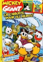 Mickey Parade -347- Ça chauffe pour tes héros