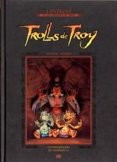 Lanfeust et les mondes de Troy - La collection (Hachette) -54- Trolls de Troy - Les prisonniers du Darshan (I)