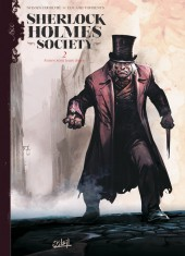Sherlock Holmes Society -2- Noires sont leurs âmes