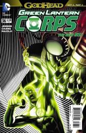 Green Lantern Corps (2011) -36- Godhead, Act II, Part II: Conversion