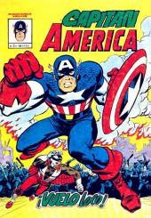Capitán América (Vol. 4) -2- ¡Vuelo loco!