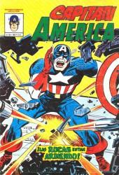 Capitán América (Vol. 4) -3- ¡Las rocas están ardiendo!