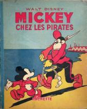Mickey (Hachette) -14- Mickey chez les pirates