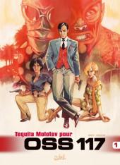 OSS 117 (Gihef) -1- Tequila molotov pour OSS 117