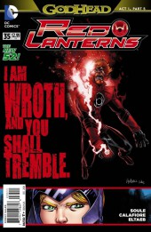 Red Lanterns (2011) -35- Godhead, Act I, Part V: God is Red