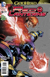 Red Lanterns (2011) -36- Godhead, Act II, Part IV: Boom