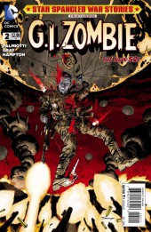 Star Spangled War Stories (2014) -2- G.I Zombie