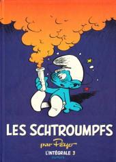 Les schtroumpfs - L'Intégrale -3- 1970 - 1974