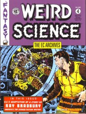 EC Archives (The) -34- Weird science (volume 4)