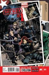 Secret Avengers (2013) -1- Mission 001: Budapest