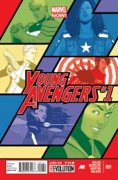 Young Avengers (2013) -1- Style Substance