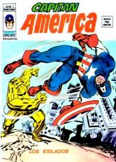 Capitán América (Vol. 3) -2- Los Exilados