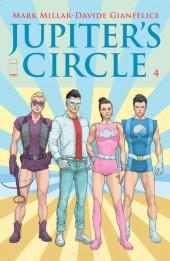 Jupiter's Circle (2015) -4- Issue 4