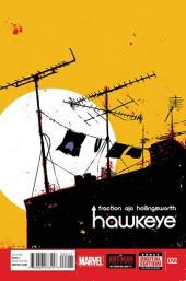 Hawkeye (2012) -22- Untitled