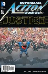Action Comics (2011) -42- Hard truth - Part 2