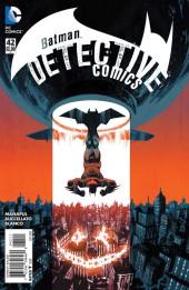 Detective Comics (2011) -42- Partnerships